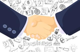 Handshake-partnership